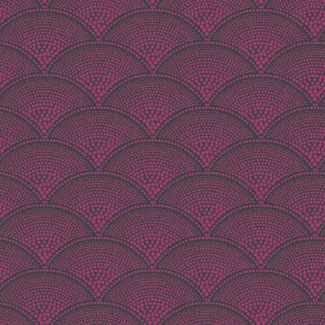 Feather Fan Fabric