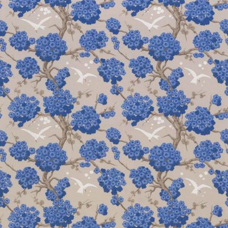 Japonerie fabric