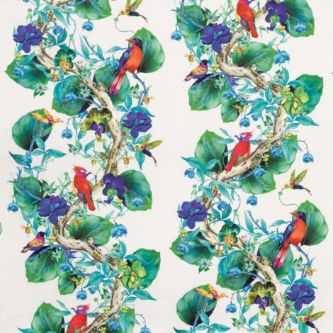 Rain Forest Fabric
