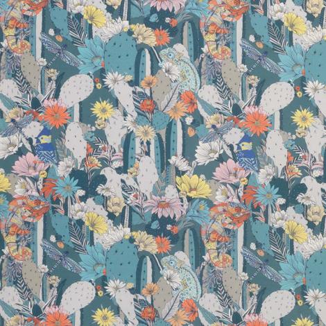 Cactus Garden Fabrics