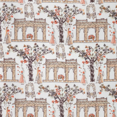 Pavilion Garden Fabric